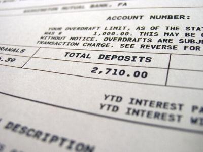 Eenvoudig boekhoudprogramma bankrekening